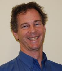 Dr Richard Sawyer smiling
