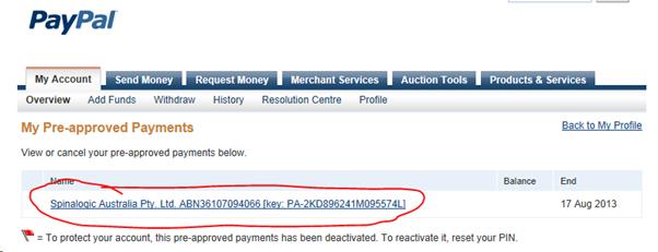 PayPal_Spinalogic