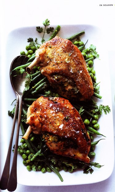 Chicken And Greens